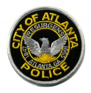 USA - GA - City of Atlanta Police (light grey text)